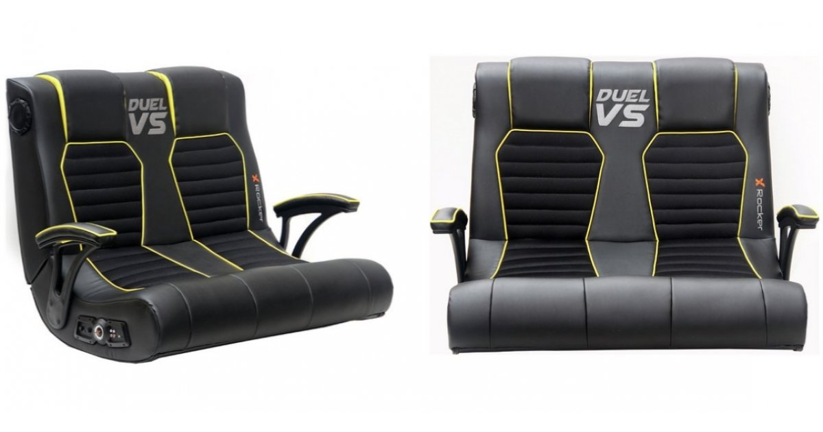 rocker gaming chair argos wedding covers to buy uk x duel vs double 46 99