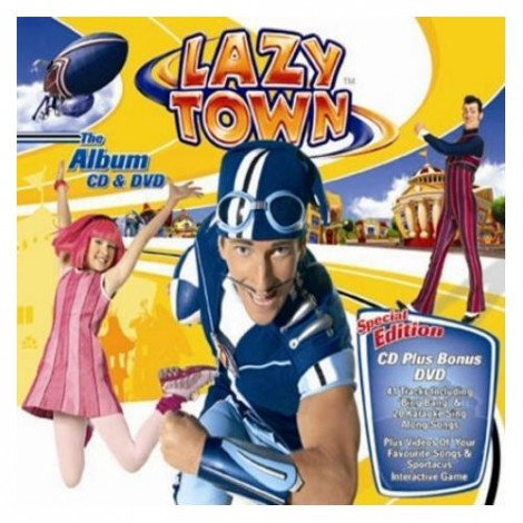 Lazy Town The Album £1.98 @ Play