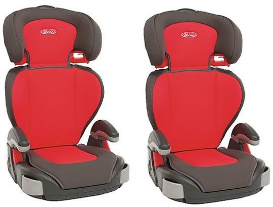 Flash Deal Graco Junior Maxi Booster Seat 20 Halfords