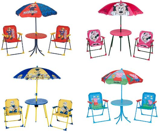 kid s patio furniture sets now from 14