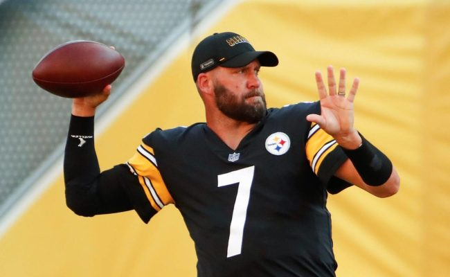 Steelers Props Pa Sportsbooks Project Big Comeback For