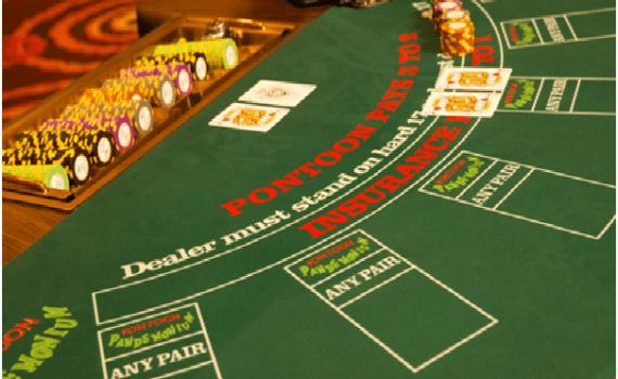 Play Pontoon Blackjack Online at Casino.com Australia
