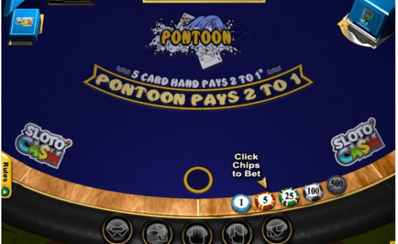 RTG Pontoon- Play online