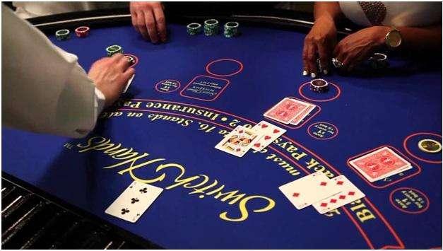 2 Player Blackjack