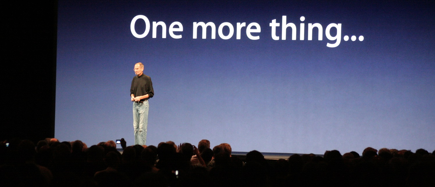 Apple's One More Thing PPT | Play PPT