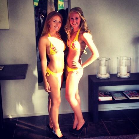 GTA Bikinibabes