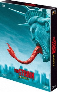 The Strain Season 3 (DVD)