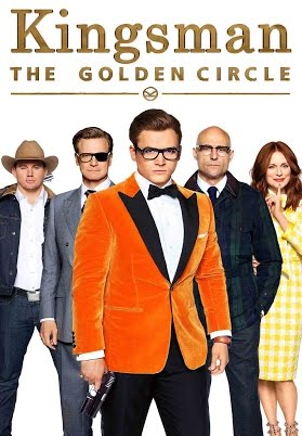 Review: The Kingsman (2) : The Golden Circle (DVD)
