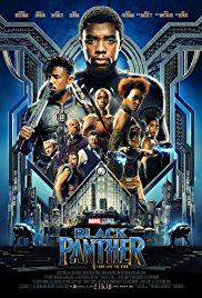 Review : Black Panther (Blu-Ray)
