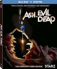 Review : Ash Vs EVil Dead Season 3 ( Blu-Ray)