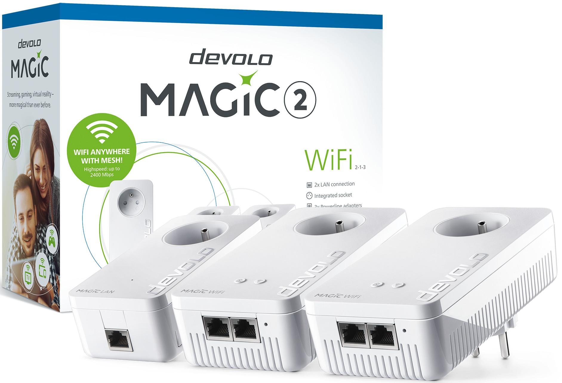 Review : Devolo Magic 2