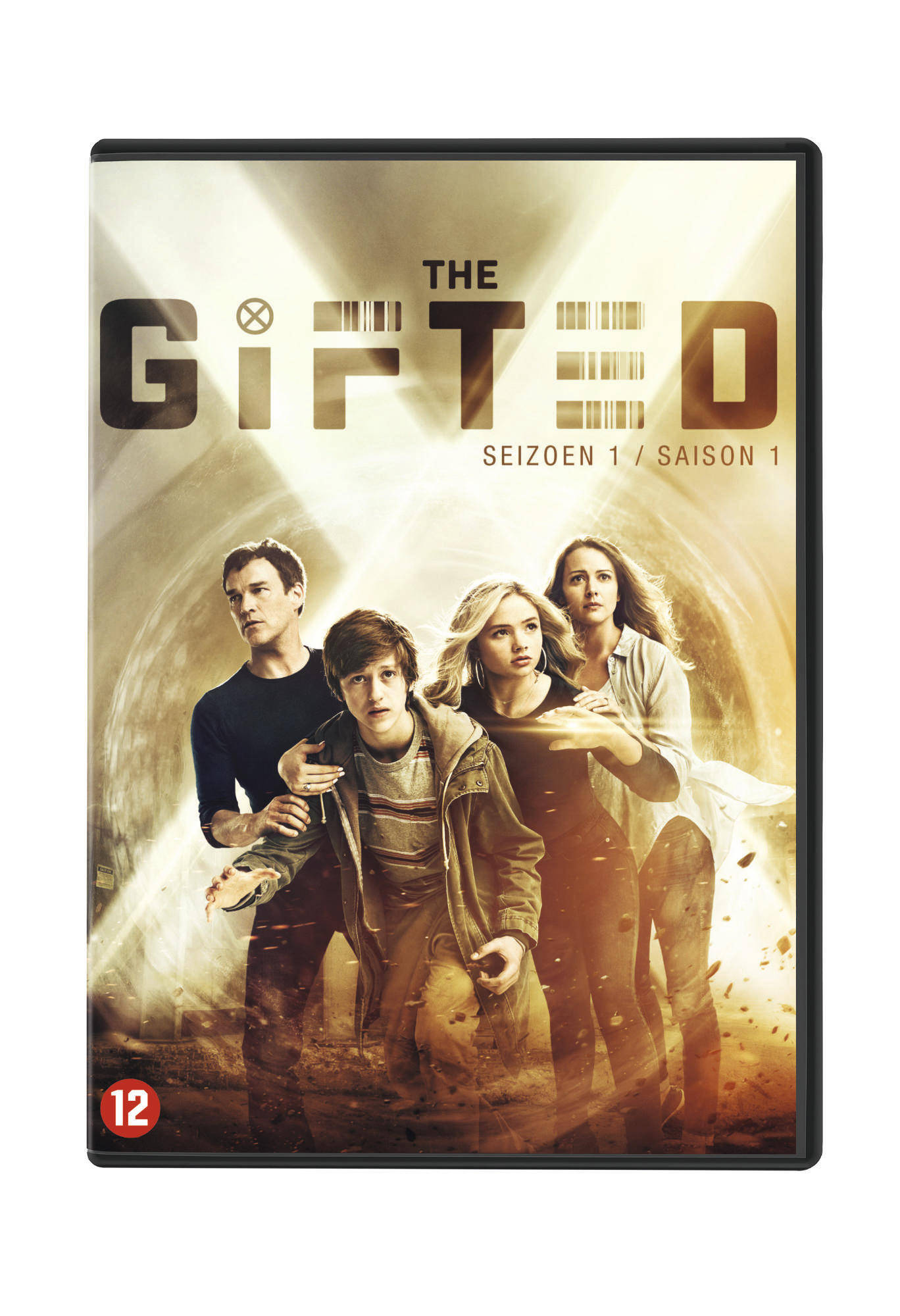 Review: The Gifted Season 1 (DvD)