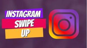 Instagram, lo «swipe up» sostituito da un pulsante.
