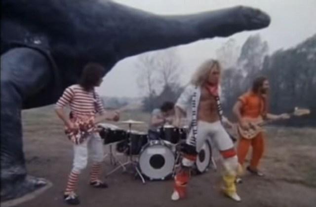 video inedito Van Halen