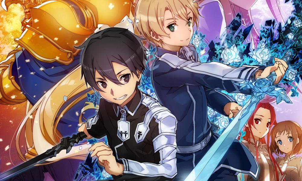 Resultado de imagem para Sword Art Online 3ª temporada – Alicization