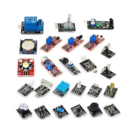 Arduino UNO Rev3 24款入門級感測套件