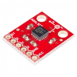 ADXL335三軸加速度計