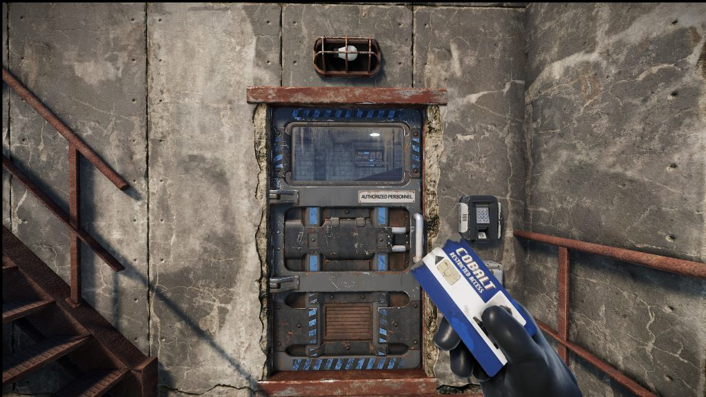 how does the new rust keycard system