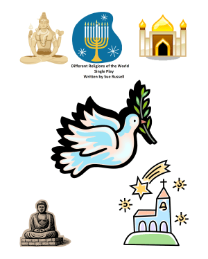 Different Religions of the World