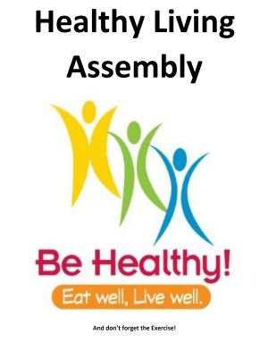 Healthy Living Assembly