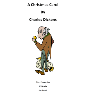 Short Christmas Plays.A Christmas Carol An Easy To Deliver Play In Front Of School