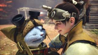 Monster Hunter World gratuit sur PC via NVidia si…