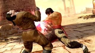 Tekken Mobile officiellement disponible mondialement
