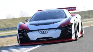 Audi dévoile deux prototypes Vision GT pour GT Sport