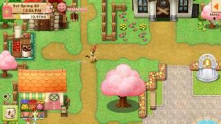 Le dernier Harvest Moon prévu pour fin juin sur PS4 et Switch