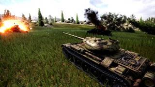 De nouvelles War Stories pour World of Tanks sur consoles