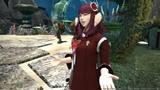 La mise à jour Under the Moonlight de Final Fantasy XIV le 22 mai
