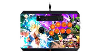 Des sticks arcade Dragon Ball FighterZ pour PS4 et Xbox One  chez Razer