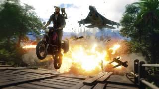 Square Enix annonce le prochain DLC de Just Cause 4