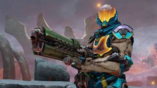 Le détail de la mise à jour de décembre de Quake Champions