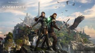 The Elder Scrolls Online Summerset disponible sur consoles