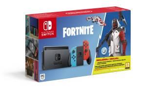 Un pack Fortnite pour la Nintendo Switch