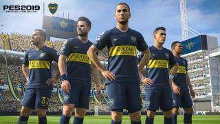 Le Club Atlético Boca Juniors signe avec Konami pour PES 2019
