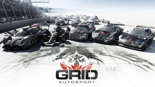 Codemasters annonce Grid Autosport sur Nintendo Switch
