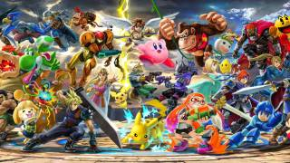 Nintendo détaille son Super Smash Bros Ultimate