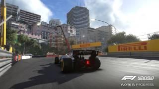 Codemasters améliore le circuit de Monaco entre autres pour F1 2019