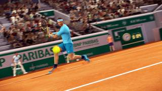 Rafa sera dans Tennis World Tour Roland Garros Edition