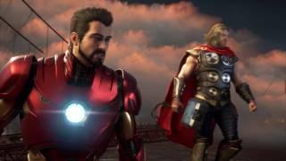 Square Enix reporte la sortie de Marvel's Avengers
