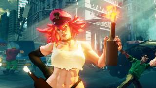 E. Honda, Lucia et Poison arrivent sur Street Fighter V Arcade Edition