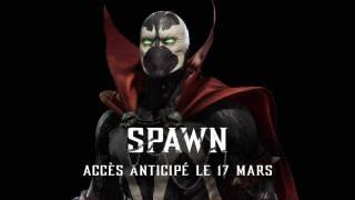 Spawn arrive bientôt sur Mortal Kombat 11