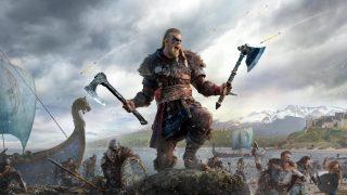 Nouveau patch pour Assassin's Creed Valhalla