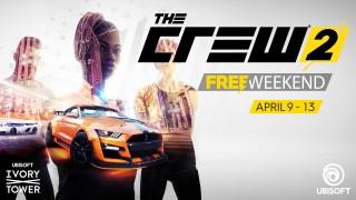 The Crew 2 jouable gratuitement ce week-end sur PS4 et PC
