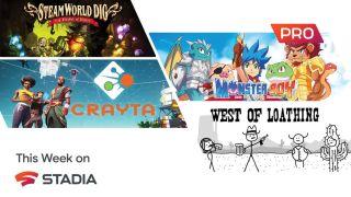 Stadia Pro – Les jeux gratuits de juillet 2020