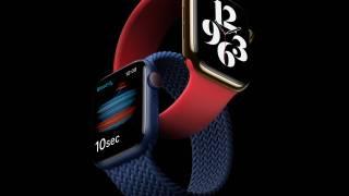 Apple lance ses Apple Watch Series 6 et SE
