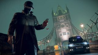 Stormzy et Aiden Pearce dans Watch Dogs Legion