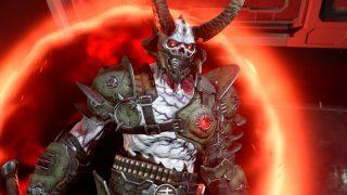 Les joueurs sur Switch ont enfin une date de sortie pour Doom Eternal